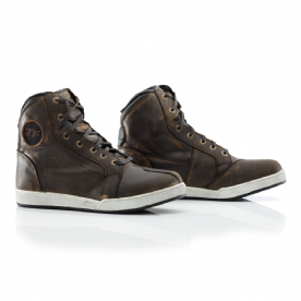 RST TT Crosby CE Waterproof Boots Brown